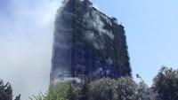Bakü'de Yangın: 15 kişi hayatını kaybetti
