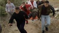Siyonist İsrail Güçleri, Filistinlilere Saldırdı: 4 Filistinli Yaralandı