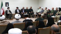 İmam Seyyid Ali Hamanei: Kürdistan'da Şehadet Daha Fazla Fedakarlıkla Beraber Olmuştur