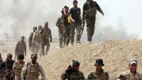 Haşdi Şabi teröristlere karşı geniş çaplı operasyon başlattı