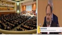 Şeriatmedari: ABD'nin bağımsız ülkeler aleyhindeki girişimleri insan haklarını tehlikeye atıyor