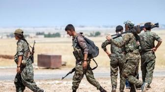 Suudi bakandan YPG'ye destek talebi