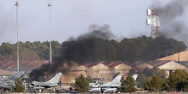 Yemen İHA'larının saldırısının ardından Arabistan'ın Cizan ve Ebha havaalanı kapandı
