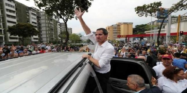 Venezuela'da 13 kişi darbe suçundan tutuklandı