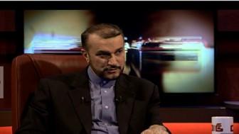 Emir Abdullahian: Amerika İran karşıtı konsensüs sağlayamaz