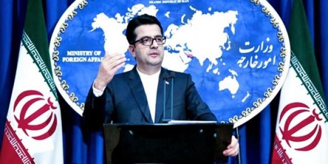 İran Dışişleri Bakanlığı, ABD İHA'sının İran Hava Sahasını İhlal Etmesini Kınadı