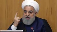 Ruhani: İran kesinlikle baskıların etkisinde kalmayacak