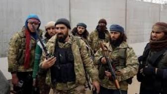 Suriyeli muhalif görünümlü teröristler terör rejimi İsrailli yetkililerle görüştüler