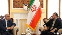 Emir Abdullahian: İran ve Rusya ilişkileri stratejiktir