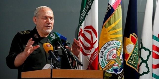 General Safevi: İmam Ali Hamanei Tüm İslam Beldelerinin Başkumandanıdır