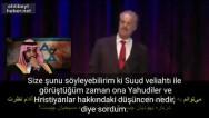 Video: Yahudi Mirası Dostları Merkezi Başkanı Mike Evans'tan Suudi Prensi Hakkında Açıklama