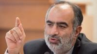 İran Cumhurbaşkanı Danışmanı Hüsameddin Aşina: Savaş istemiyorsanız yaptırımları hafifletin