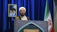 Tahran Cuma İmamı Hüccetül İslam Hac Aliekberi: Hürmüz Boğazı işgalcilerin mezarlığı olarak kalacak