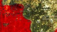 Suriye Ordusu Teröristlerin Üç Koldan Saldırısını Geri Püskürttü: 70 Terörist Ölü