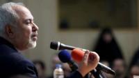 Cevad Zarif: Filistin için en makulu, Rehber'in önerisidir