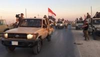 Haşdi Şabi Mücahidleri IŞİD Kalıntılarına Operasyon Başlattı