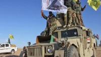 """Haşdi Şabi Mücahidleri IŞİD'e Karşı """"Nasır İradesi"""" Operasyonunun İkinci Aşamasını Başlattı"""