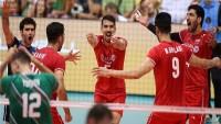 İran İslam inkılabı rehberinden gençler voleybol takımına kutlama