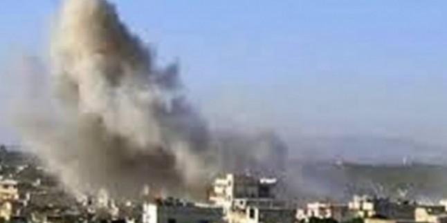 Suriye'de teröristlerin saldırısında 3 sivil öldü