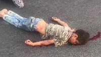 Siyonist Sürücünün Çarptığı Filistinli Çocuk Şehit Oldu