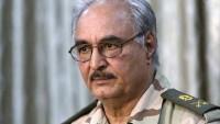 Hafter: Türkiye dışişleri bakanının açıklamaları değersizdir