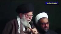 Video: İmam Ali Hamaney'in Duası
