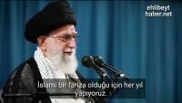 İmam Ali Hamaney: Hac Siyasi Bir İbadettir