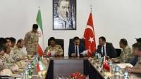 Türkiye- İran sınır güvenliği toplantısı yapıldı