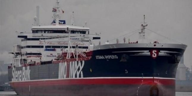 AllahuEkber! Ümmetin Gururu İran İngiliz gemisine el koydu!
