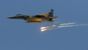 Büyük Şeytan ABD Koalisyonu Suriye'de Yine Sivilleri Vurdu: 15 Ölü