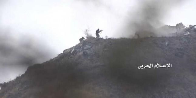 Yemen Hizbullahı Suud İşgalcilerine Ait Çok Sayıda Mevziyi Ele Geçirdi