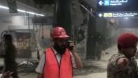 Yemen Hizbullahına Ait İHA'lar Cizan Ve Abha Havaalanlarını Bombaladı