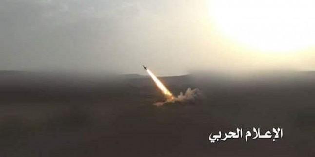 Yemen Hizbullahı Suud Mevzilerini 6 Adet Balistik Füzeyle Vurdu