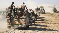 Haşdi Şabi Mücahidlerinin IŞİD Kalıntılarına Yönelik Operasyonları Sürüyor