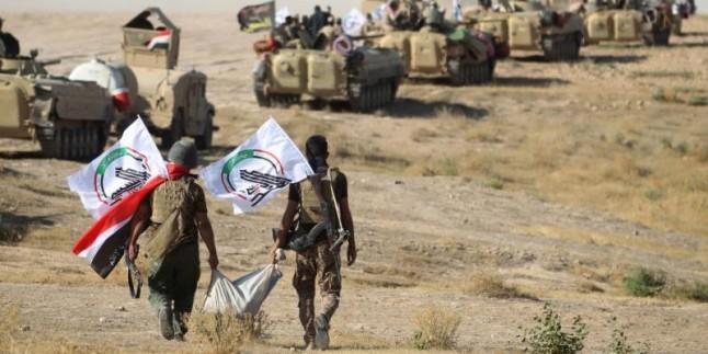 Irak'ta 16 köy teröristlerden temizlendi