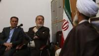İran içişleri bakanı: Düşmanın İran'la ilgili yorumları yanlıştır