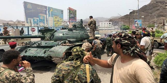 Suud liderliğindeki koalisyon güçleri Aden'den çekiliyor