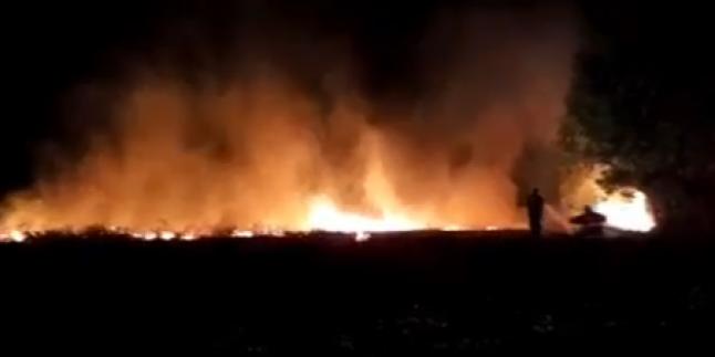 Gazze Direnişi Siyonist İsrail Kasabalarını 6 Adet Vabil Füzesiyle Vurdu: Üçü Ağır 16 Yaralı