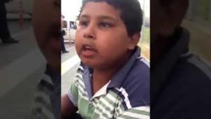 Suriyeli çocuk : Biz vatan hainiyiz. Adam olsak gidip savaşırız