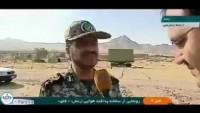 """İran İslam İnkilabı, Tahran'daki """"Falagh"""" radar sistemini tanıttı."""