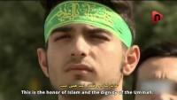 """Ey """"Ümmet""""ten söz edenler, """"ayet"""" okuyanlar, """"hadis"""" diyenler! İslam'ın izzeti, Ümmetin onuru budur."""