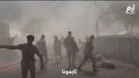 Yemen Hizbullahı BAE İşbirlikçilerini İHA'lar Ve Balistik Füzeyle Böyle Vurdu