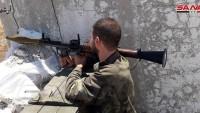 Sivil Halkı Hedef Alan Teröristlerin Füze Rampaları İmha Edildi