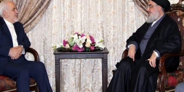 Nasrullah: Zarif, tağutlar karşısında hakkın sözcüsüdür
