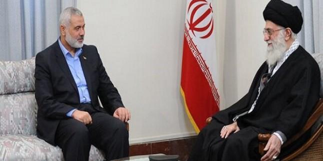 İsmail Haniye'den İmam Seyyid Ali Hamanei'ye Teşekkür Mektubu