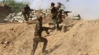Irak'ta terörle savaşımız henüz bitmedi
