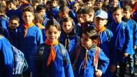 Milyonlarca Öğrenci Okullarının Yolunu Tuttu