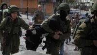 İşgal Güçleri Beir Zeit Üniversitesi'nde Okuyan Bir Kız Öğrenciyi Tutukladı