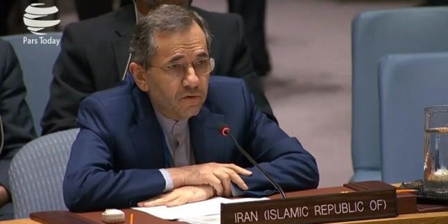 İran, ABD'yi NPT'yi ihlal etmekle suçladı