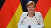 Merkel'den Bercam Nükleer Anlaşması Açıklaması
